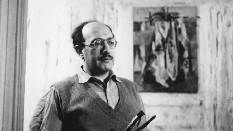 American Masters -- Rothko: Pictures Must Be Miraculous Preview