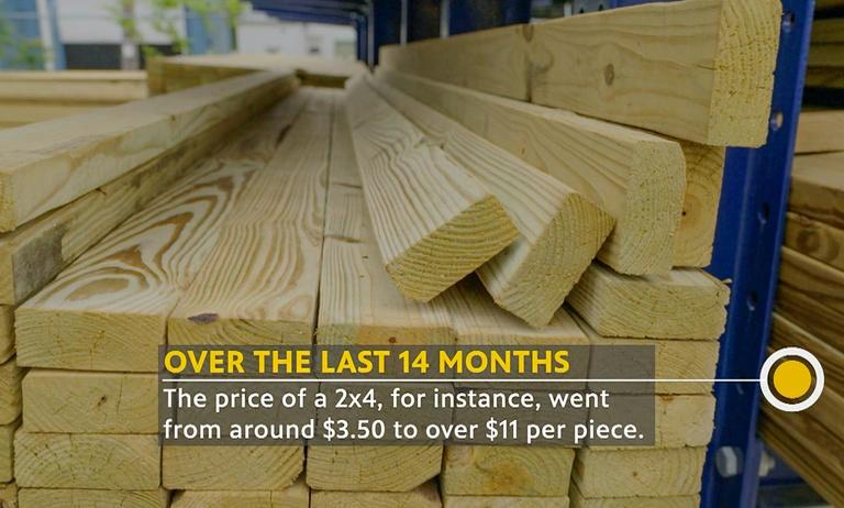 10Thirtysix | Why Is Wood So Expensive? / Mke's Lead Problem