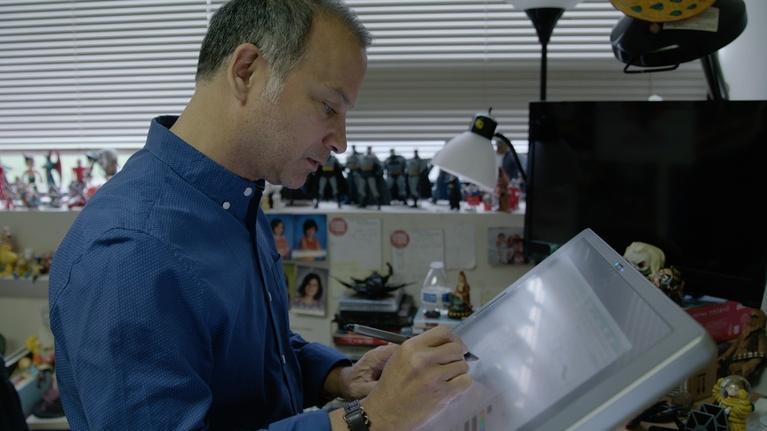 Broad and High: Storyboard Artist Rafael Rosado
