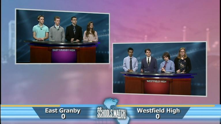 As Schools Match Wits: East Granby High vs. Westfield High (Dec. 29, 2018)