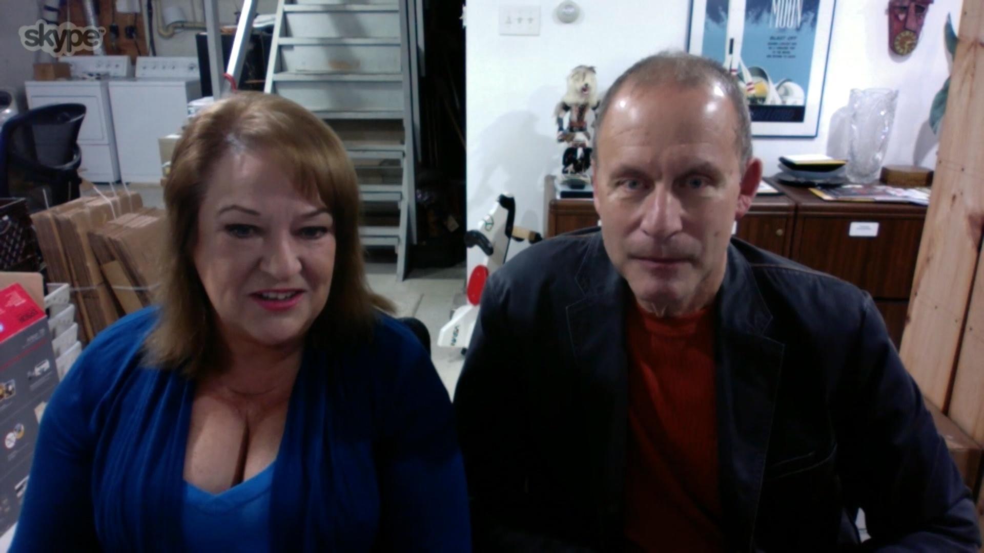 Comic Culture: Wendy and Richard Pini