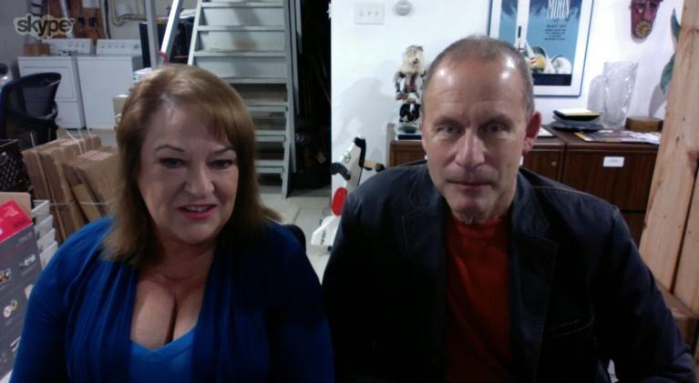 Comic Culture: Comic Culture: Wendy and Richard Pini