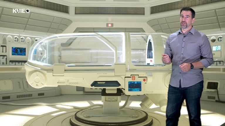 KVIE Digital Studios: Surgery of the Future   Focus on Health