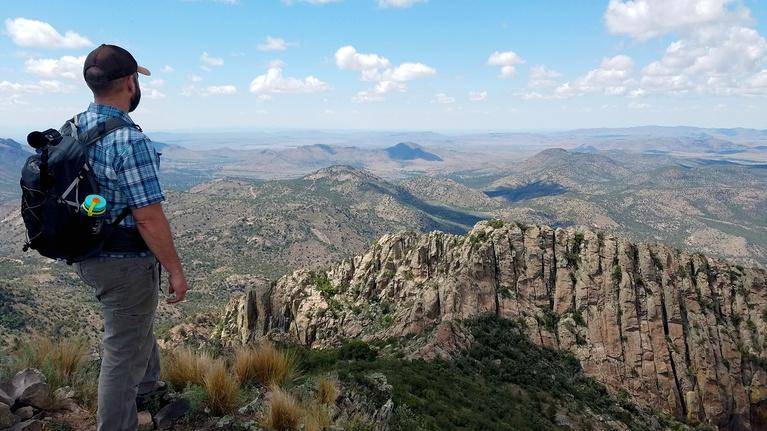 The Daytripper: Davis Mountains