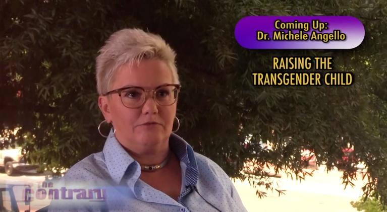 To The Contrary: Woman Thought Leader: Dr. Michele Angello