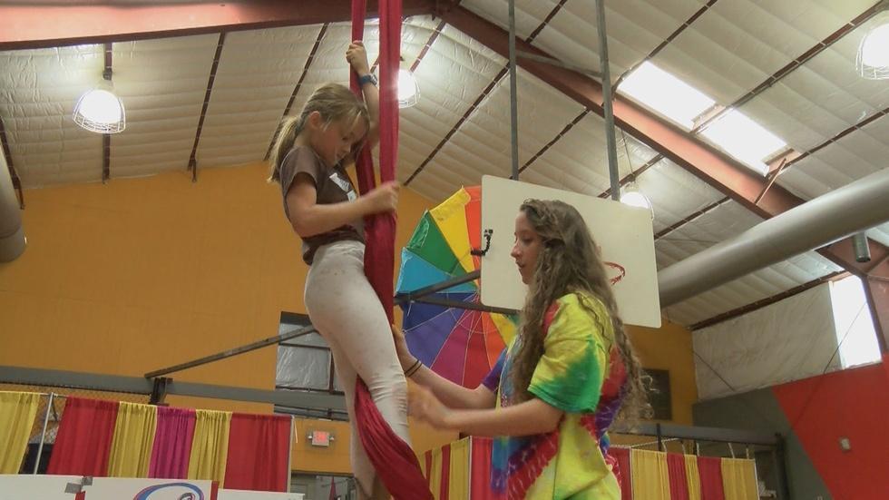 Circus Camp image