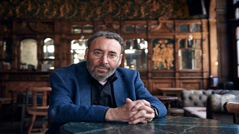 "S3 E6: ""Richard III"" with Sir Antony Sher"