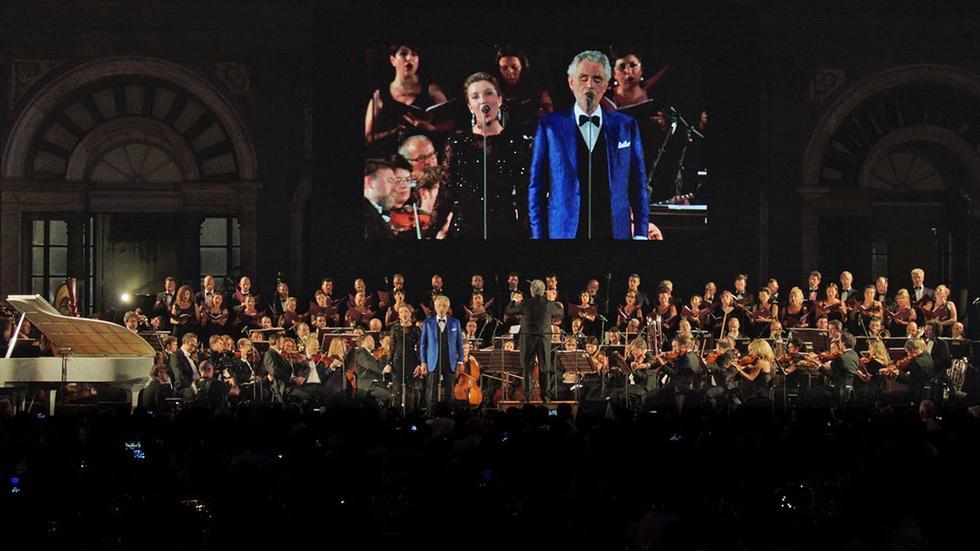 O Sole Mio - Andrea Bocelli image