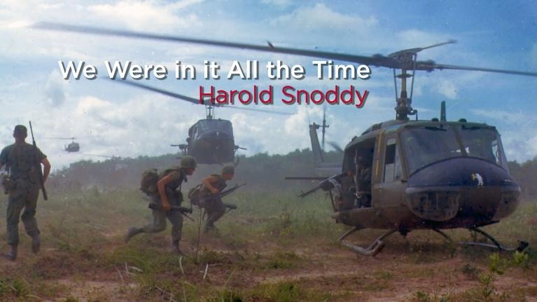 Vietnam Echoes: We Were in it All the Time