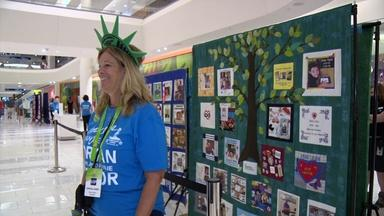 Four-day Transplant Games held at American Dream mall