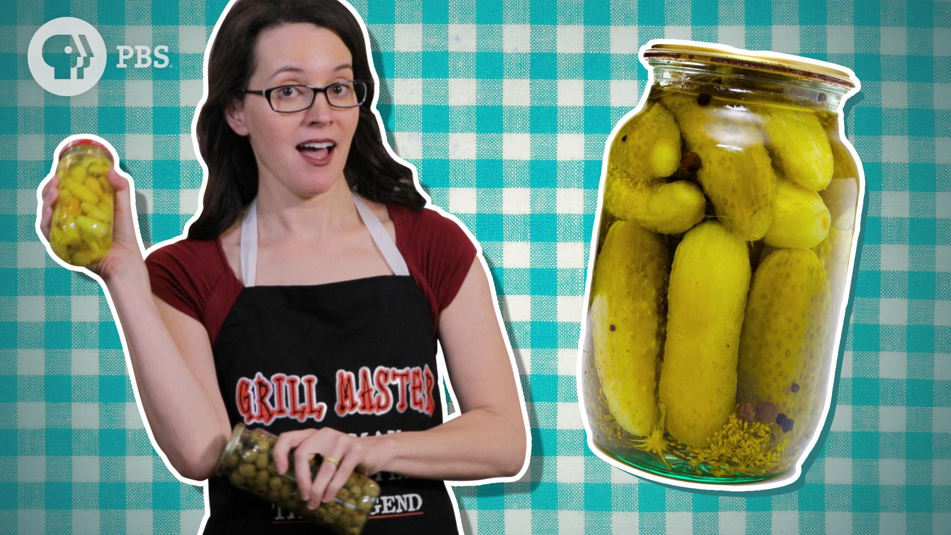 The Science of Pickles!