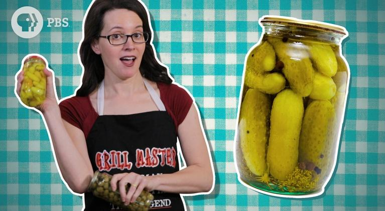 Serving Up Science: The Science of Pickles!