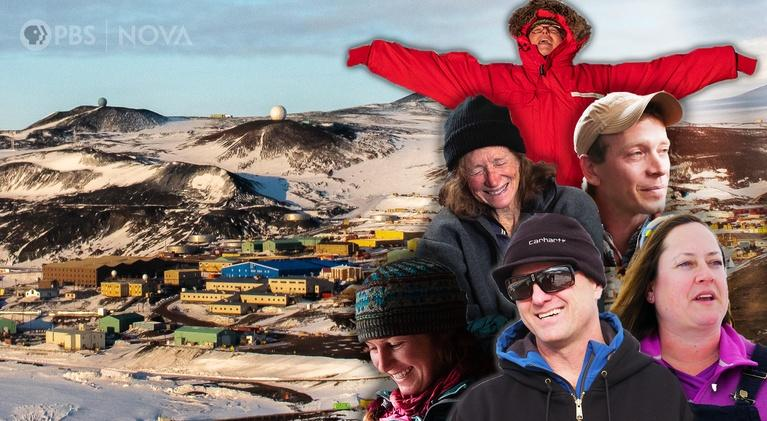 Antarctic Extremes: What is it Like to Live in Antarctica?