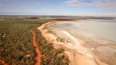 Outback -- The Mudflats of Roebuck Bay