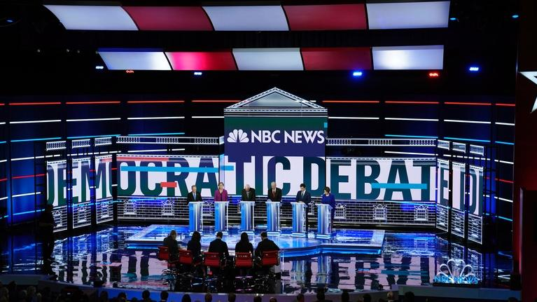 PBS NewsHour: 3 political experts on 2020 Democrats' Las Vegas debate
