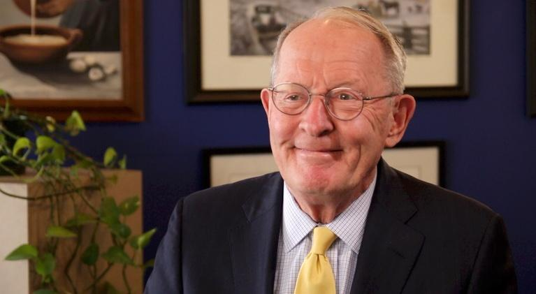 One on One with Becky Magura: One on One with Sen. Lamar Alexander