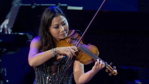 Gershwin Prize -- Sarah Chang and Gloria Estefan Perform