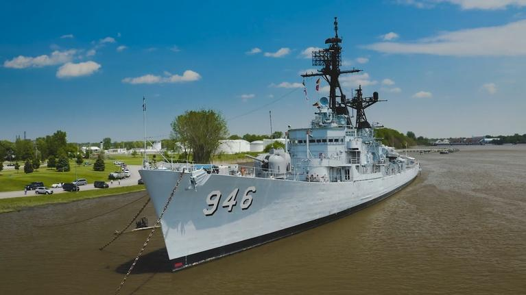 Destination Michigan: Saginaw Valley Naval Ship Museum