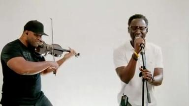 Black Violin Gives a Performance