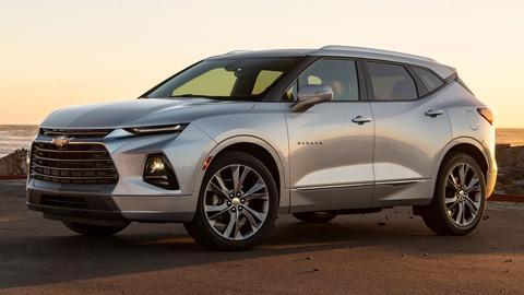 S38 E32: 2019 Chevrolet Blazer & 2019 Subaru Crosstrek Hybrid