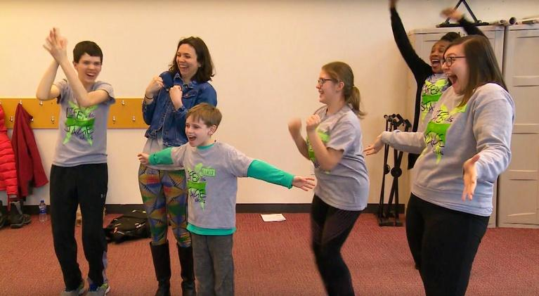 The Arts Page: Art Making a Difference