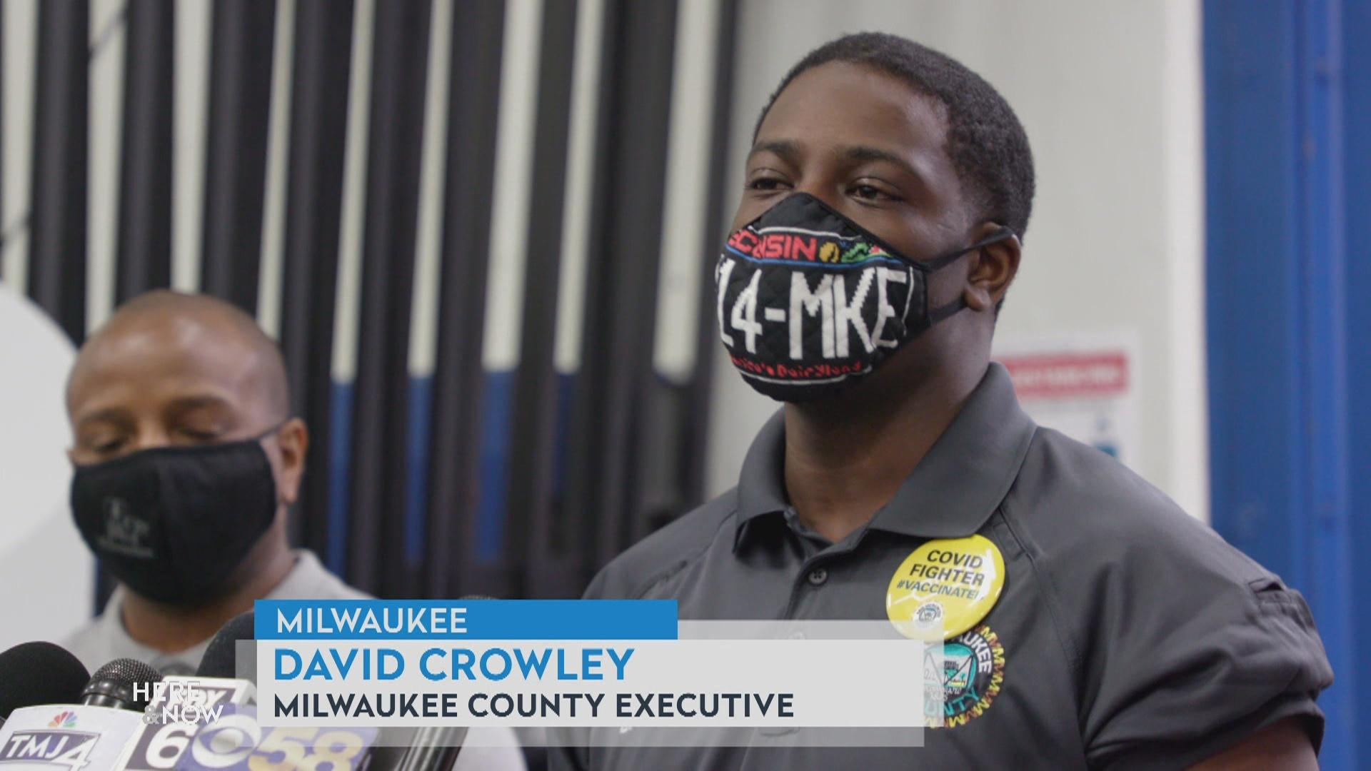 Vaccine Expansion in Milwaukee