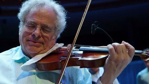 American Masters -- Itzhak in theaters March 9 in New York City