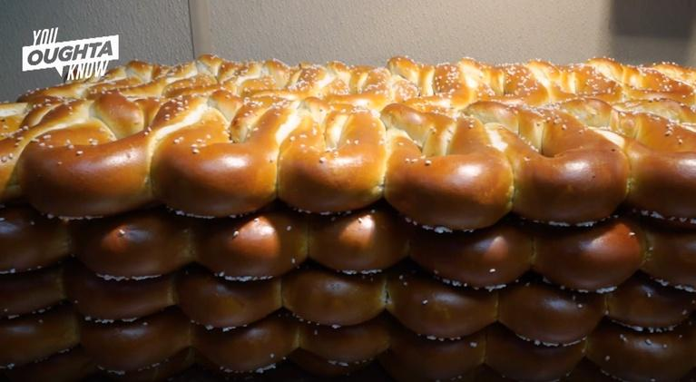 You Oughta Know: The History of Philly's Favorite Pretzel
