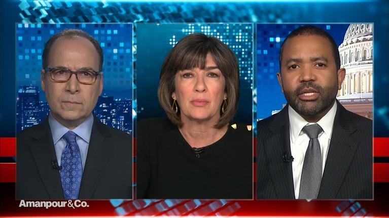 Amanpour and Company: Impeachment Trial Analysis From Both Sides of the Aisle
