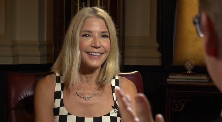 Conversations: Candace Bushnell