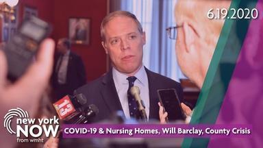 Investigating COVID-19 Deaths in Nursing Homes