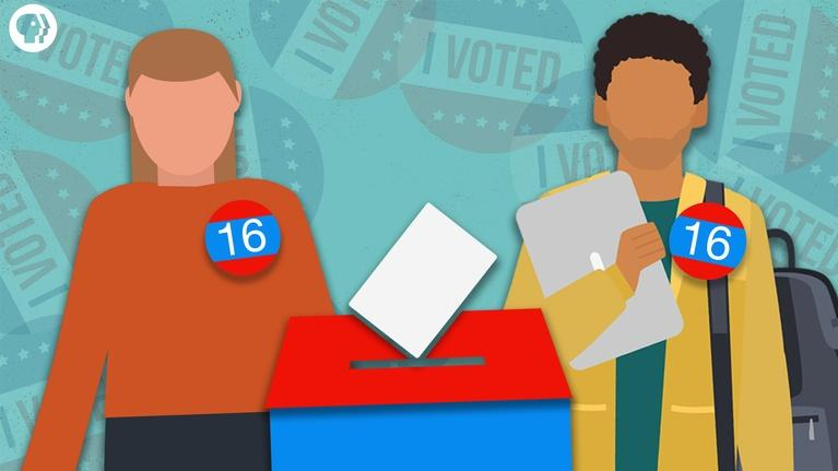 Above The Noise: Should 16-Year-Olds Be Allowed to Vote?