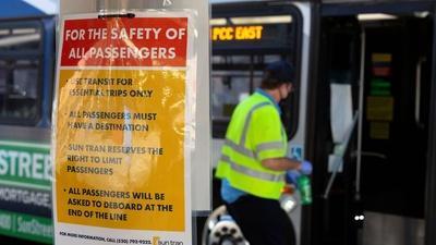 PBS NewsHour | News Wrap: CDC strengthens mask guidance for transportation