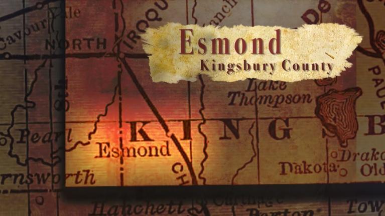 Vanished South Dakota: Towns of Yesterday: Vanished South Dakota: Esmond