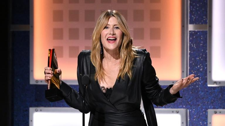 Great Performances: Laura Dern Accepts the Award for Best Supporting Actress