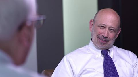 The David Rubenstein Show: Peer to Peer Conversations -- Lloyd Blankfein