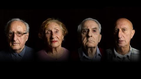 FRONTLINE -- The Last Survivors