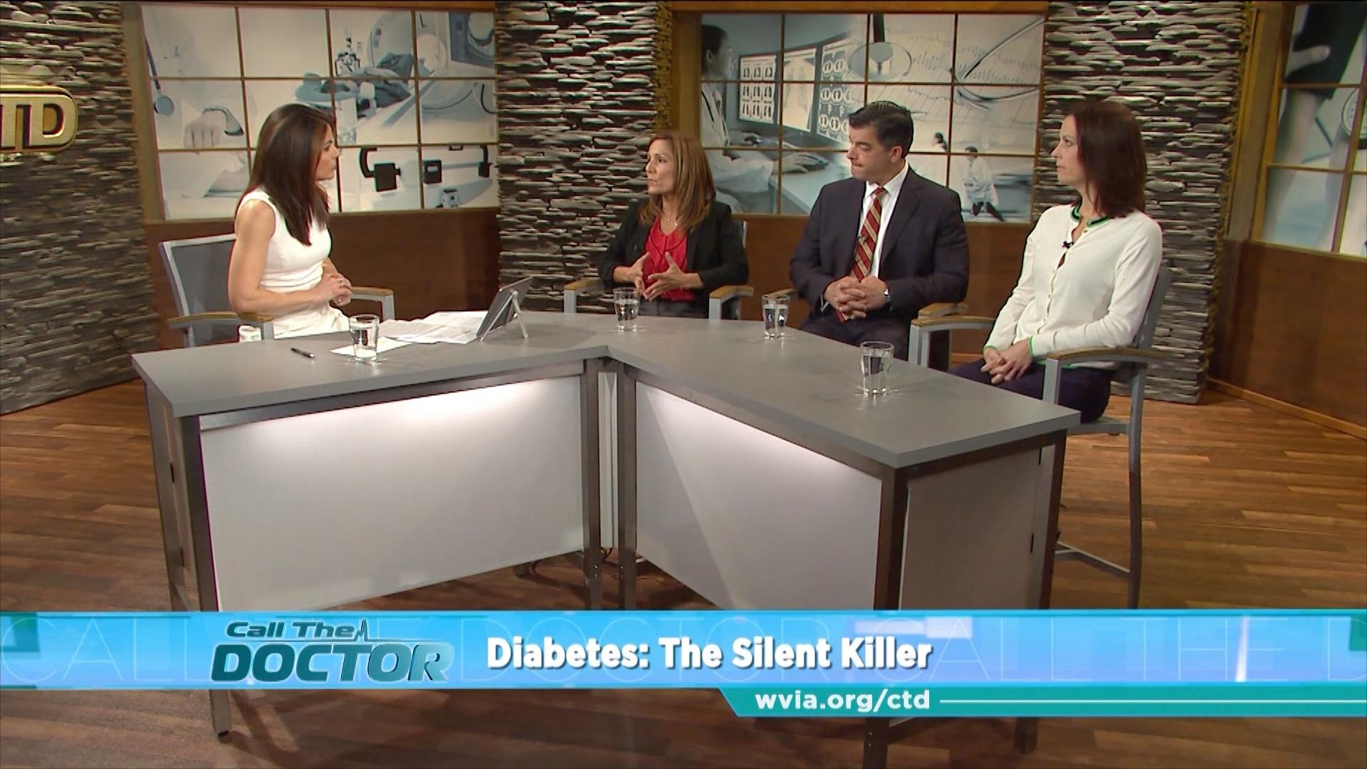 diabetes the silent killer The majority of people at risk for peripheral arterial disease (pad) - a silent killer affecting millions - do not even know it, according the national council on the aging (ncoa) diabetes is one of the biggest risk factors in getting the disease, says the organization, yet results of a recent.