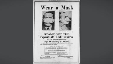The role of face masks in pandemic history and culture