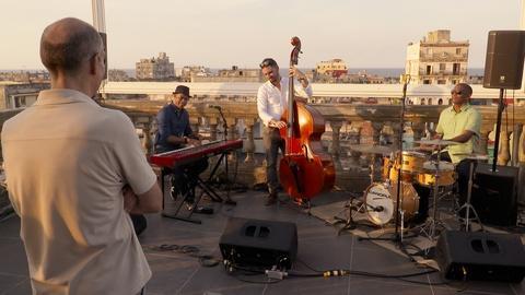 Weekend in Havana -- Roberto Fonseca's Rooftop Concert