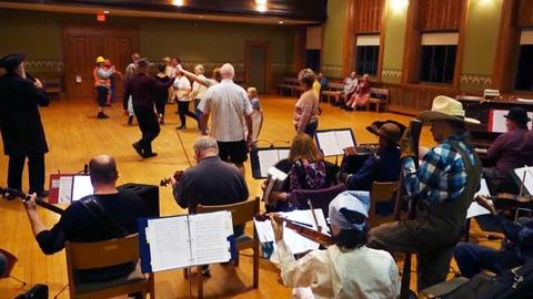 Milford  The Milford Contra Dance