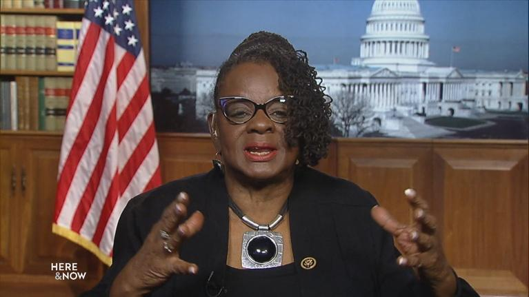 Here and Now: U.S. Rep. Gwen Moore on Impeachment Hearings