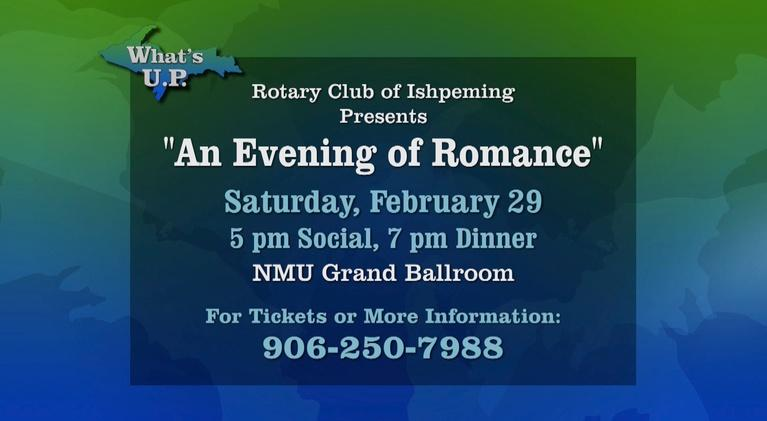 What's U.P.: An Evening of Romance