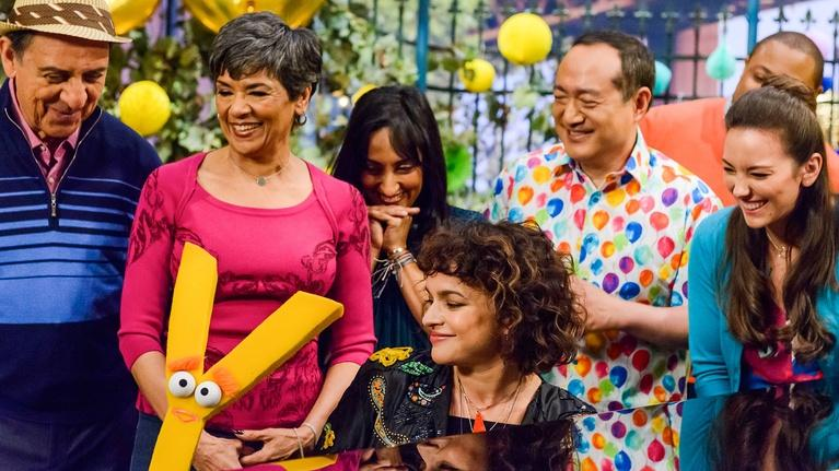 Sesame Street's 50th Anniversary Celebration: Welcome to the Party