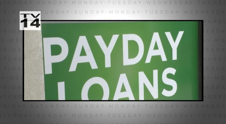 Indiana Week in Review: Payday Lending Bill - April 19, 2019