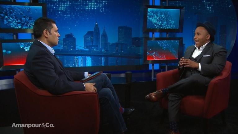 Amanpour and Company: Color of Change President Rashad Robinson