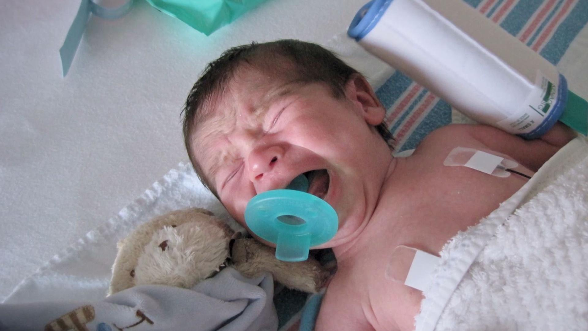 A Young Family Navigating Spinal Muscular Atrophy