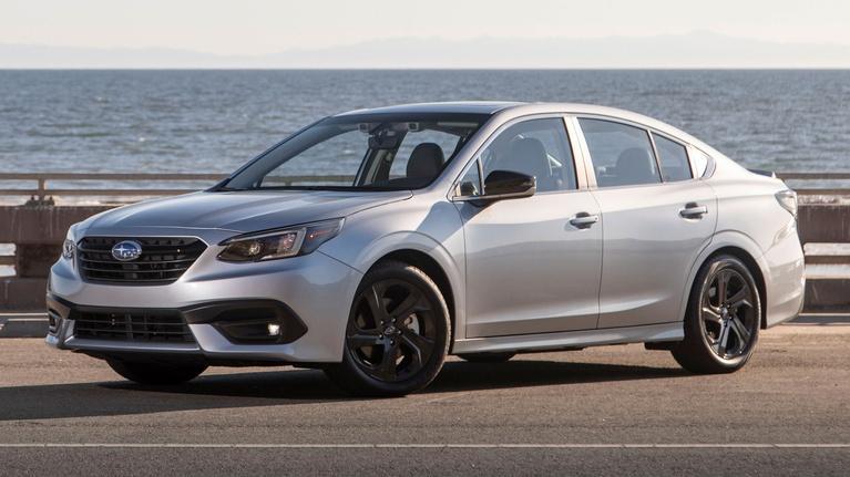 MotorWeek: 2020 Subaru Legacy & 2020 Cadillac XT6