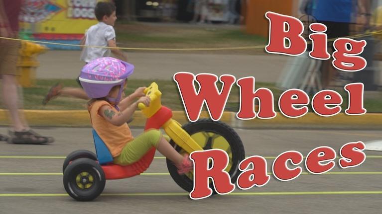 KIDS Clubhouse Adventures: Big Wheel Races