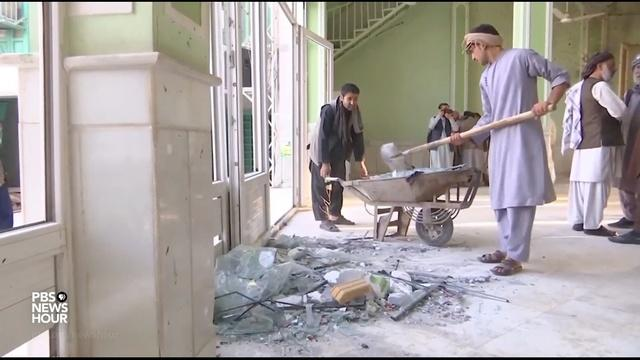 News Wrap: Suicide attack in Afghanistan kills 47